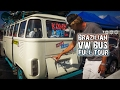 Brazilian VW Bus - 1992 Bay / Split Hybrid (Full Tour)