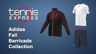 Adidas Men's Barricade Fall Gear Guide | Tennis Express