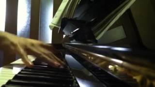 久石譲 「アシタカ聶記」ピアノ