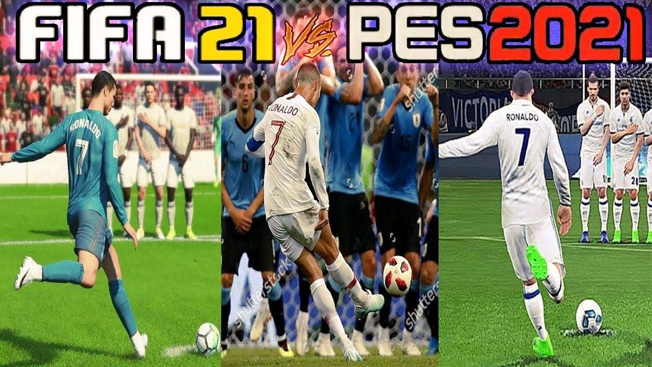 fifa 16 vs pes 2019