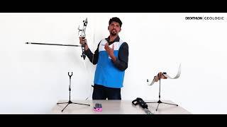 Archery New Range of Products - Club 500 & Club 700