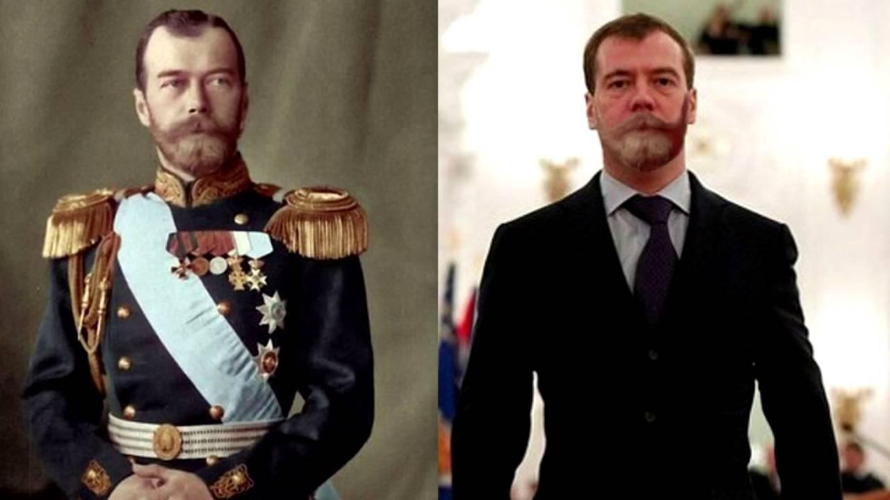 много дмитрий медведев с бородой фото ненавидит смурфиков