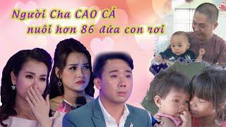Trấn Thành - Võ Hạ Trâm chi mạnh gần 50 TRIỆU tặng NGƯỜI CHA ĐƠN THÂN CỦA hơn 86 đứa con rơi | SML