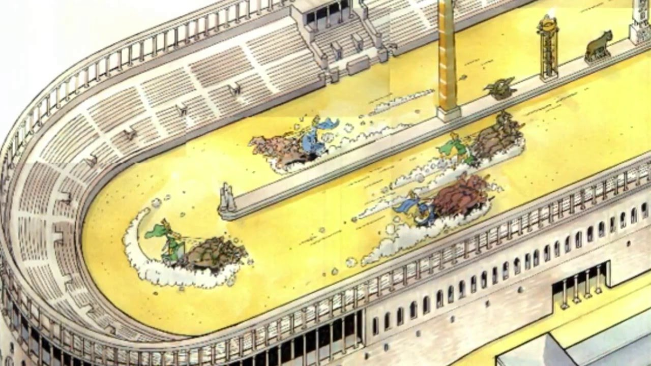 Ancient Hippodrome in Constantinople - YouTube