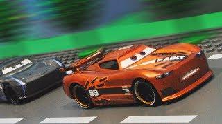 Cars 3 : New Next-Gen Racer METEOR PAINT's Racing License! - StopMotion