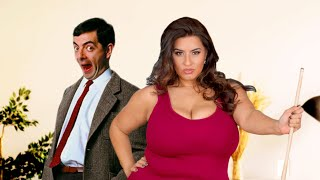Sofia Rose  Mr. Bean  - Two Legends Together  Savage Show