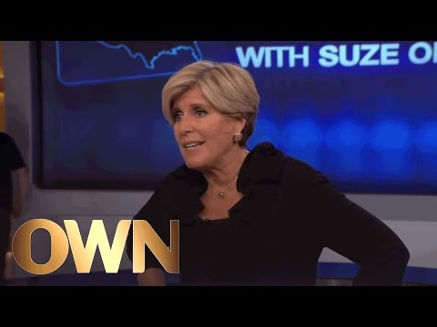 How to Get a Student Loan Without a Co-Signer |  America's Money Class with Suze Orman | OWN