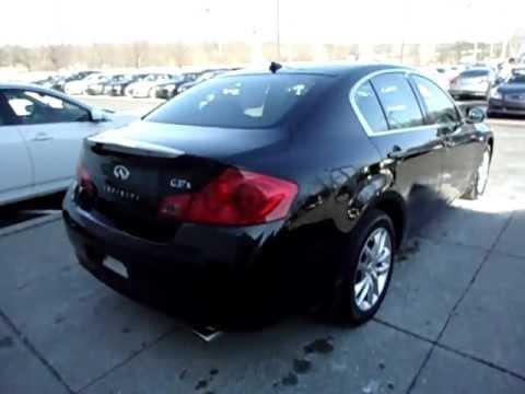 2009 Infiniti G37x Sedan Cpo Black On Black Infiniti Willow Grove