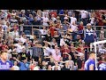 When Fans Make a Show in Volleyball (HD)