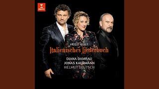 """Italienisches Liederbuch: No. 26, """"Ich liess mir sagen und mir ward erzählt"""" (Live)"""