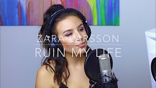 Zara Larsson - Ruin My Life - LIVE COVER BY TIMA DEE (Explicit)