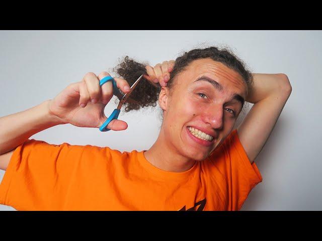 CUTTING MY HAIR! (Q&A KWEBBELKOP)