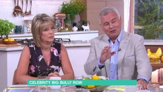 Chloe Goodman And James Jordan Discuss The Celebrity Big Brother Row | This Morning