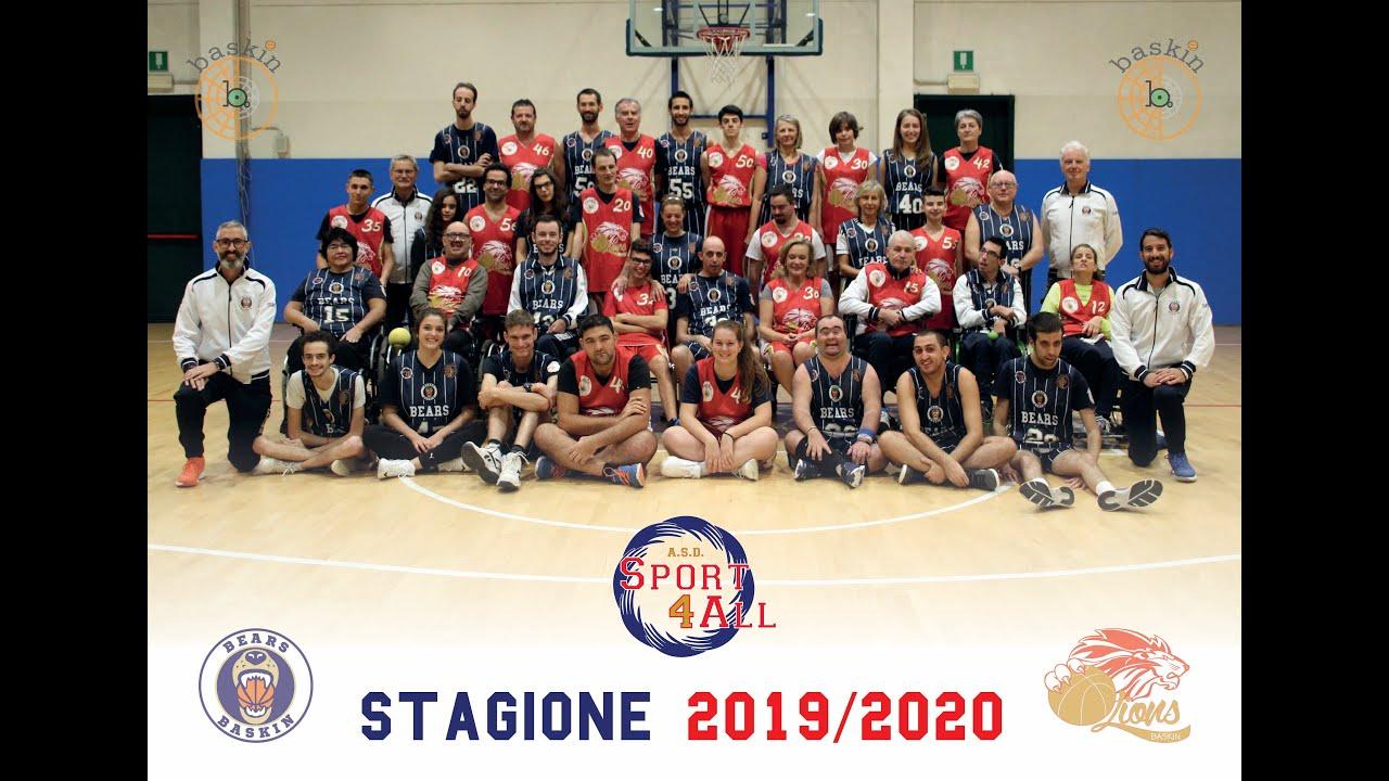 BASKIN Stagione 2019/2020