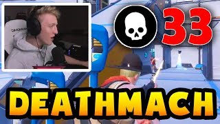 Tfue Gets The Fortnite Elimination In 10 Minutes *WORLD* Record (CREATIVE Mode)
