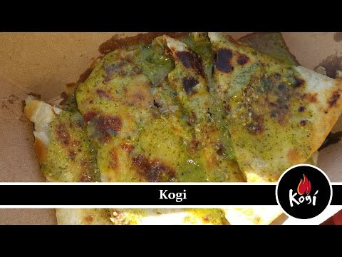 Kogi BBQ Truck Review