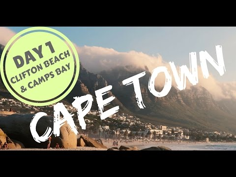 Cape Town 2017 - Sea Point, Clifton Beach & Camps Bay