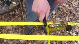 Ridge Runner Update: Seatbelt Cutter and Blade Cutting Test