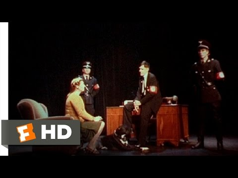 Full Frontal (2/8) Movie CLIP - Goebbels the A-Hole (2002) HD