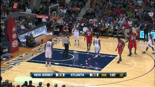 [12.30.11] MarShon Brooks vs. ATL (21 Pts, 1 Ast, 5 Reb, 1 Blk)