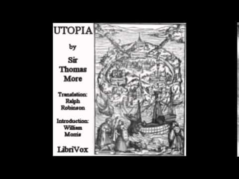 UTOPIA - Full AudioBook - Sir Thomas More