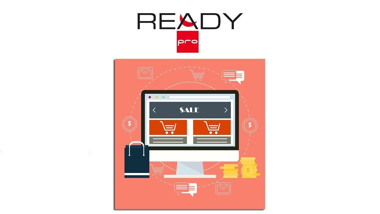 ready pro ecommerce dimostrazione [ 1280 x 720 Pixel ]