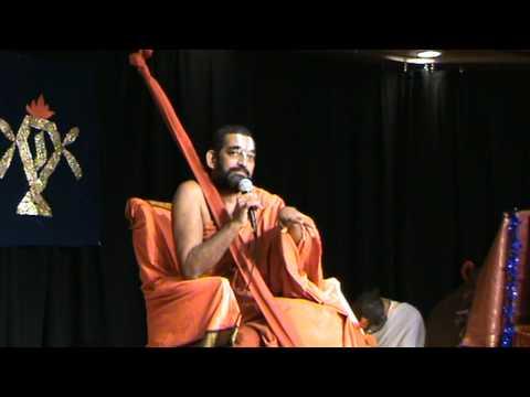 Chinna-Jeeyar-Swamiji-Albany-Visit-Part-4.MPG