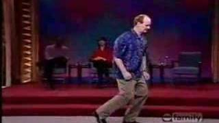 Whose Line is it Anyway - Sound Effects - Gymnastics