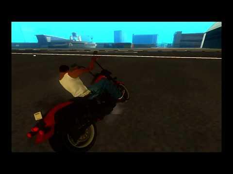 Motorcycle from Mercenaries 2