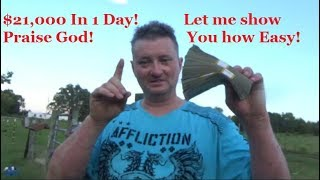 8 figure dream lifestyle, Tidom, The Gods honest True before you spend your money