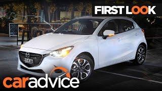 видео Новая Mazda 2