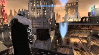 Batman Arkham Origins: Cold Cold Heart DLC - All Frozen Victims Locations (Breaking the Ice)