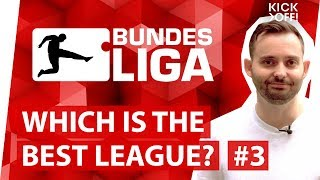 Bundesliga | Which is the best football league in the world? Part 3