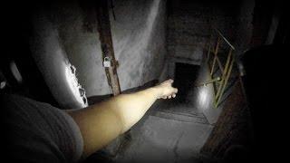 SLENDER IN REAL LIFE - Exploring An Abandoned Asylum - GoPro Hero3