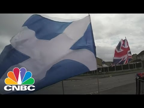 UK Leaving EU Could Lead To An Un-United Kingdom | CNBC