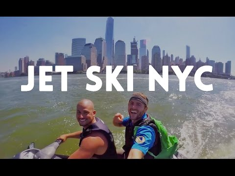 Jet Ski New York City: The best way to see the Big Apple
