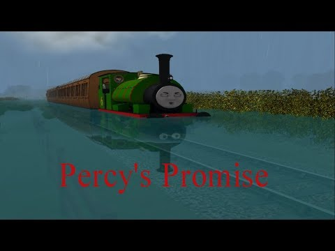 Rails of the North Western Railway - Percy the Small Engine - Percy's Promise