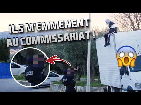 JE VEND DE LA COCO À DES FLICS ET ILS PÈTENT UN CABLE ! ( PRANK ) ( CAM OFF )