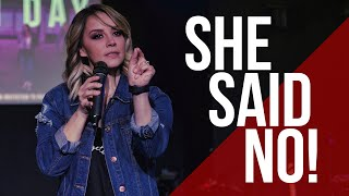 She Said No | Rosie Rivera