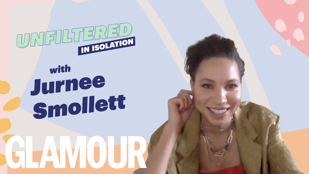 """Jurnee Smollett: """"I know what it's like to be in a police car for no reason & harassed"""" 