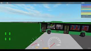 [FIRST 2019 VIDEO] Mercedes Benz Citaro on Svc 314W Roblox SG @ Kimx Town