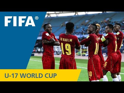 Match 1: Colombia v Ghana – FIFA U-17 World Cup India 2017