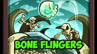 Kingdom Rush Vengeance - Bone Flingers REVIEW