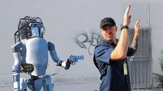 別再虐待機器人了!長期受虐的波士頓動力機器人,竟學會反擊人類?