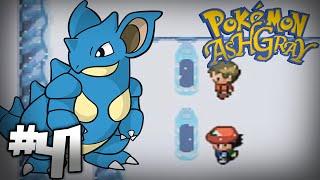 Let's Play Pokemon: Ash Gray - Part 41 - Navel Island Gym Leader Danny