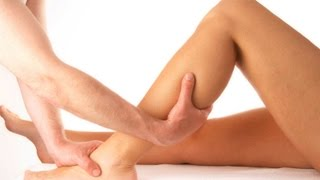 Learn Massage Techniques -  Thai Foot Massage Therapy - Relaxation