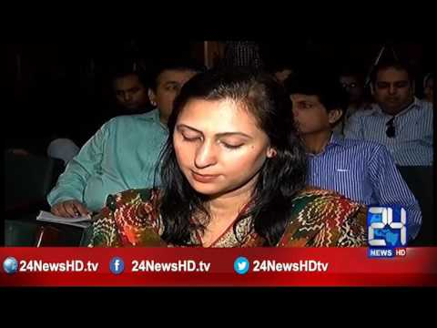 24 Report: Foreign office briefing in Islamabad