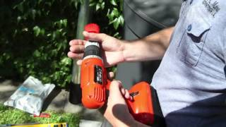 Garantia Speedy / Rapido vulautomaat installeren | Regenton99.nl