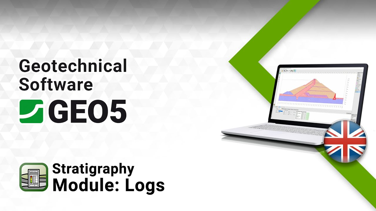 Create Geological Reports Using the Logs Module in GEO5 Stratigraphy