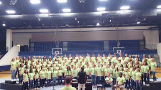 Video Under Pressure, Clover Choraliers, Spaghetti Supper 2017 download MP3, 3GP, MP4, WEBM, AVI, FLV Oktober 2018